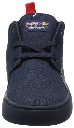 Chinese Erwachsene red Unisex total Low Vulc Eclipse Blau 01 45 Top Boot EU RBR Desert Puma Pqd5SP