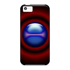 Hot Snap-on Eye2 Hard Covers Cases/ Protective Cases For Iphone 5c