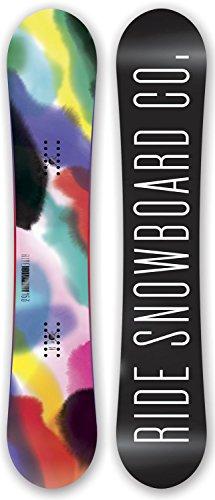 153cm Snowboard (Ride Women's Compact Snowboard 2016)
