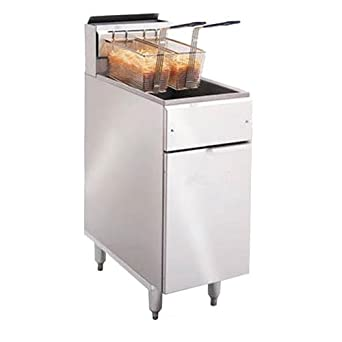 Amazon.com: Imperial Commercial Fryer Gas-Tube Fired