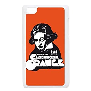 WJHSSB Cover Custom A Clockwork Orange 2 Phone Case For Ipod Touch 4 [Pattern-4]