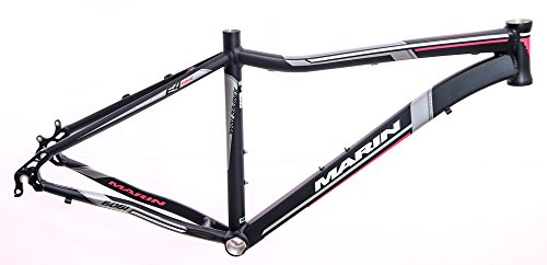 17'' MARIN JUNIPER TRAIL Women's 26'' Hard Tail Bike Frame Alloy Black NOS NEW by Marin
