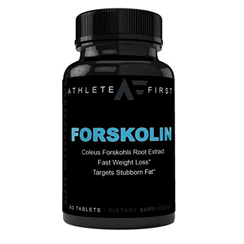 Performance Driven Ultra Pure Plant Root Forskolin Extract - Testosterone Booster, Appetite Suppressant & Weight Loss Supplement for Men & Women - Pure Forskolin Boosts Metabolism & Fat Burner (Best Testosterone Boosting Supplements 2019)