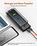 AIDEAZ Wireless Power Bank Portable Charger