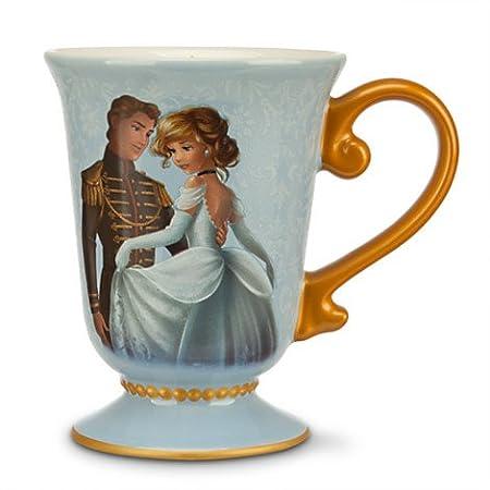 Disney And Designer Fairytale Prince Cinderella Charming Mug sdrChQxt
