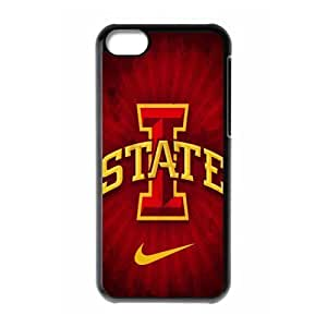 Sports Just Do It Design 10 NCAA Iowa State Cyclones Logo Print Black Case With Hard Shell Cover for For SamSung Note 2 Phone Case Cover