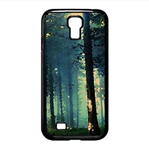 The Thick Forest Watercolor style Cover Samsung Galaxy S4 I9500 Case (Forests Watercolor style Cover Samsung Galaxy S4 I9500 Case)