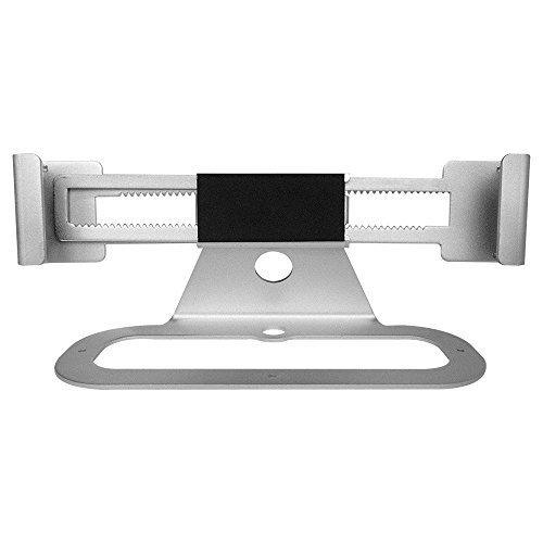 (Laptop Lock, Aibay adjustable frame Universal PC Stand Anti-Theft Security Laptop Lock for Public Display)