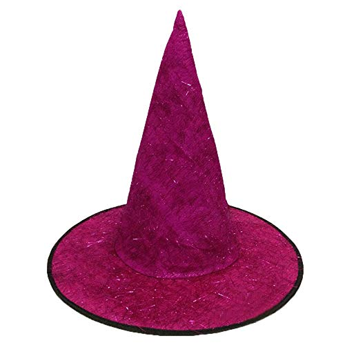 Limsea Adult Womens Mens Witch Hat for Halloween