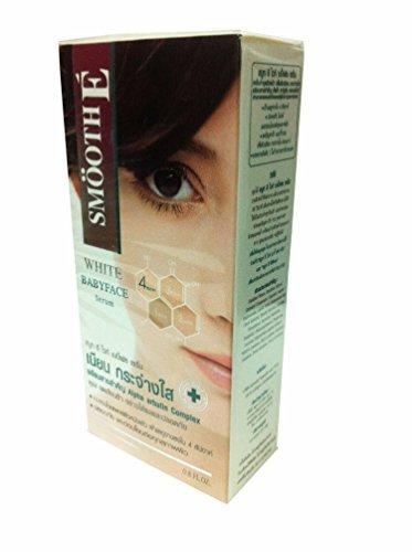 2 packs of Smooth E White Babyface Serum, Anti-melasma + Ant