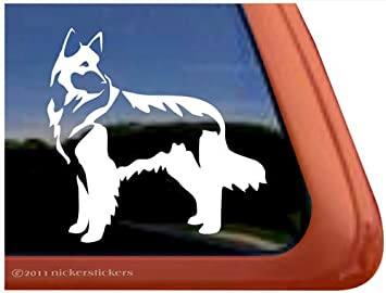 Got Tervuren?High Quality Vinyl  Dog Window Decal Sticker