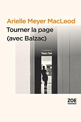 Tourner la page (avec Balzac)
