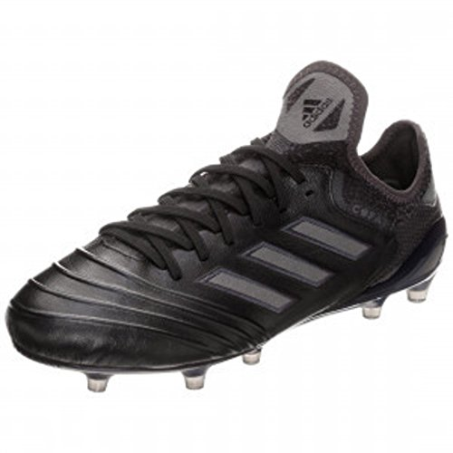 free shipping popular limited edition sale online adidas Men's Copa 18.1 FG Leather Soccer Cleats - (Black/Utility Black) NZ1EZszIeV