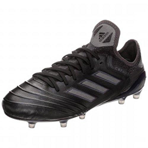 Uomo Adidas Copa 18.1 Fg Tacchetti Da Calcio In Pelle - (nero / Nero Utility)