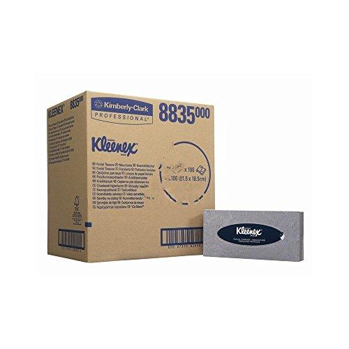 Kleenex 08835020 8835 Caja de Pañuelos, 21 Paquetes de 100 hojas ...