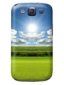 fashionable 2014 New Style 3D designed Hard TPU cellPhone Cover Case for Samsung Galaxy s3