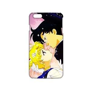 3D Case Cover Cartoon Anime Sailor Moon Phone Case for iPhone6