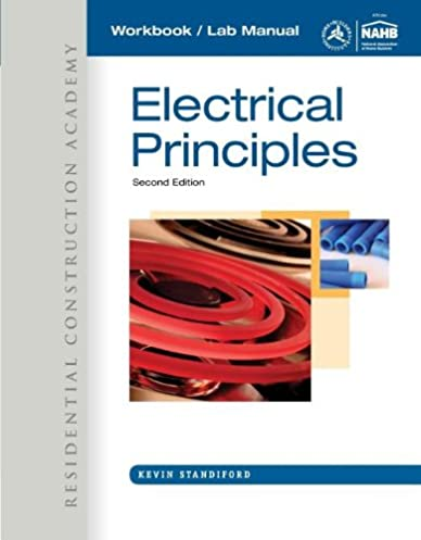 workbook w lab manual for herman s residential construction academy rh amazon com  electrical wiring and maintenance lab manual