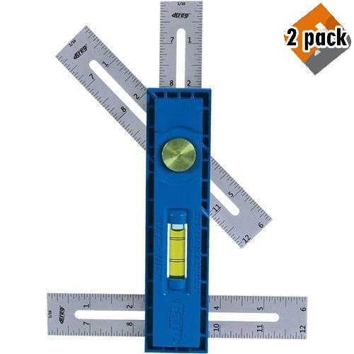 Kreg KMA2900 Multi-Mark Multi-Purpose Marking and Measuring Tool – 2 Pack