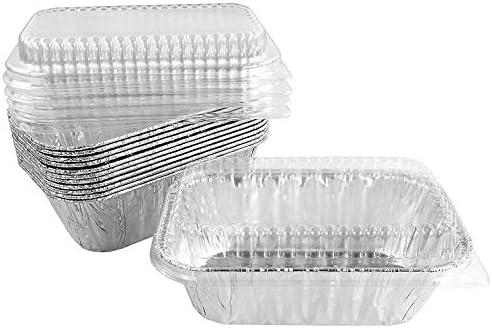 Handi-Foil 1 lb. Aluminum Mini-Loaf/Brea
