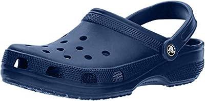 Crocs Classic Clog | Comfortable Slip on Casual Water Shoe