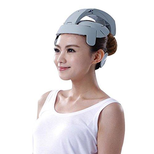 casco massaggio per la testa elettrica e USB TotalCadeau