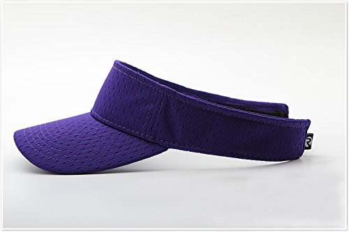 ACVIP Unisex Men Women Autumn Solid Casual Outdoor Sportswear Visor Cap (Purple) by ACVIP (Image #2)