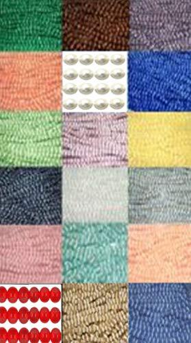 Hidden Hollow Beads 18-Cancer-6mm Cancer Awareness bracelet Kit 18 Strands Cat's -