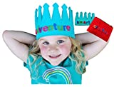 Custom Birthday Crown Kids Full Alphabet Sets Bday Name Toddler Prek Kdg Phonics Make Your Own Word Reusable Letters Childrens