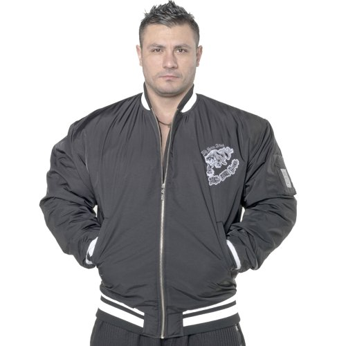 giacca sportivo culturismo BIG SAM SPORTSWEAR COMPANY *4002*