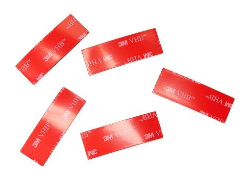 3M VHB Tape 4910, 0.5 in width x 3 in length