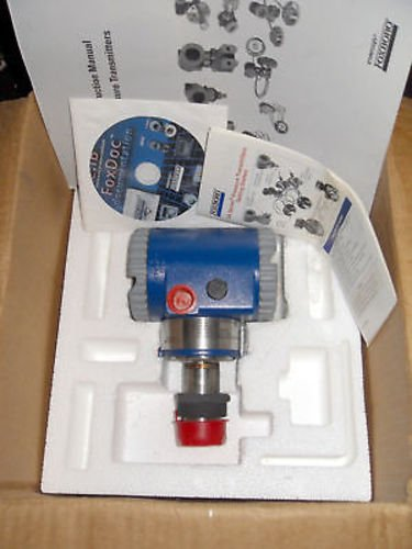 1 New Foxboro Igp10-Dpdd1R-L1C1T Pressure Transmitter (B5) by Foxboro