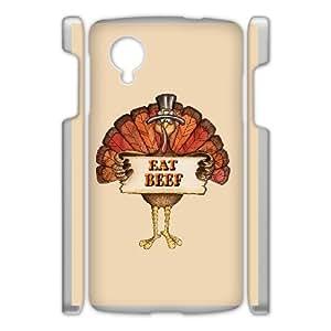Generic Case Thanksgiving Turkey For Google Nexus 5 G7G4652234