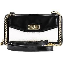 Women's Bag Zip Wallet Clutch [Credit Card Slots] [Organizer] [Strap] For ZTE Anthem, Avid, Blade, Concord, Director, Engage, Flash
