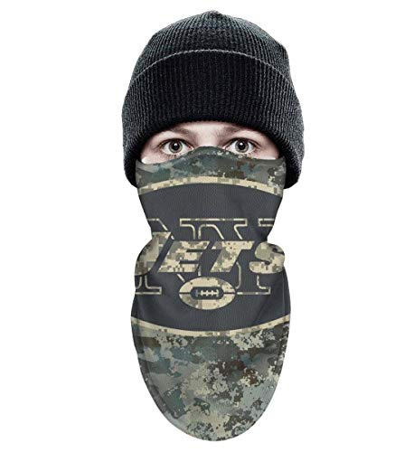 RHARAD Half Balaclava Fleece Winter Warm Camouflage Camo Tactical Winter Face Mask for Mens Womens ()