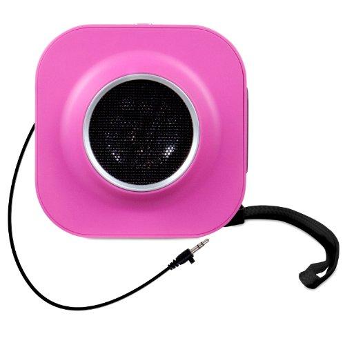 iSound GoSound Squared Speaker (pink)