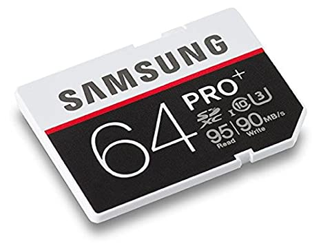 Samsung PRO Plus 64GB MicroSDXC Class 10..