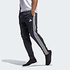 Train hard. Stay cool. These men's soccer pants battle the heat with breathable, quick-drying fabric. Cut for movement, they have a slim fit and stretchy ribbed details on the lower legs to promote clean footwork. Ankle zips allow you to pull...