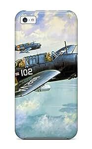 New Premium UTDFkOQ7663xKfoS Case Cover For Iphone 5c/ Aircraft Protective Case Cover