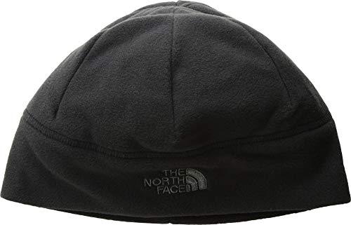 The North Face Unisex Standard Issue Beanie TNF Black/Asphalt Grey (Tnf Logo Beanie)