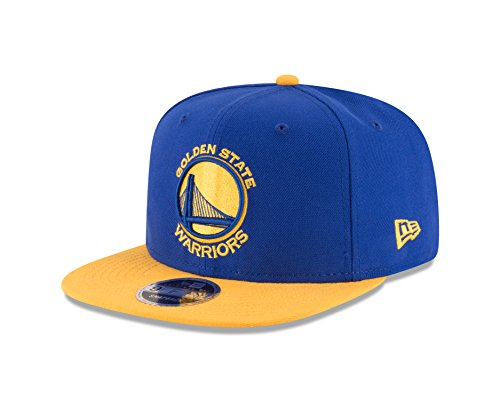 - NBA Golden State Warriors Men's 9Fifty Original Fit 2Tone Snapback Cap, One Size, Royal