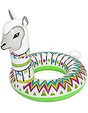 Bestway Alpaca Swim Ring 1.13M X 1.09M