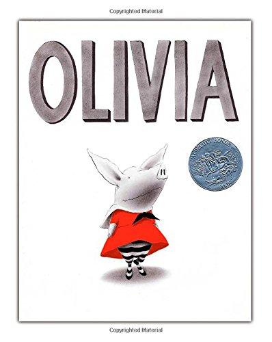 Book Cover: Olivia