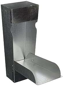 Save the Rain Water Metal Diverter - 3 x 4