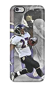 Hot Snap-on Ray Rice Hard Cover Case/ Protective Case For Iphone 6 Plus