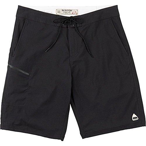 Burton Men's Moxie Boardshort Shorts, Size 34, True Black