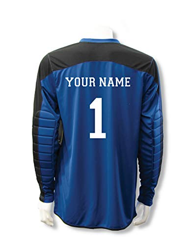 Diadora Enzo goalkeeper jersey personalized with your name a