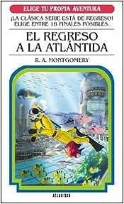 Book REGRESO A LA ATLANTIDA, EL (Spanish Edition)