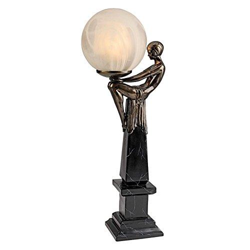 Design Toscano Goddess of the Stars Art Deco Illuminated ()