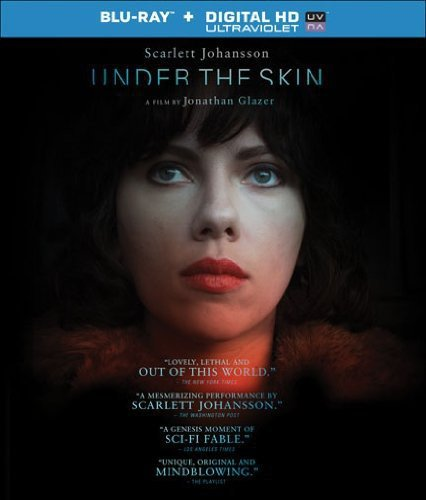 Under The Skin [Blu-ray + Digital] (Best Thing For Skin)